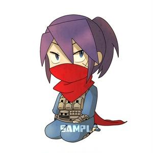 【アクリルフィギュア】シノビ