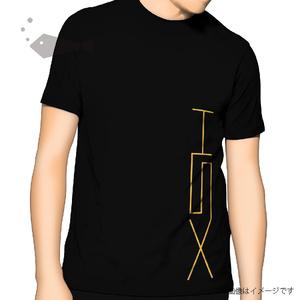 XSH-SHIELD BLACK T-Shirts 残り15着