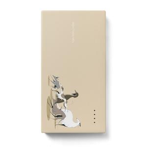 サイトハウンド柄モバイルバッテリー5000mAh