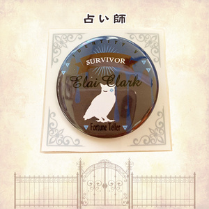 【第五人格】イメージ缶バッジ・サバイバー