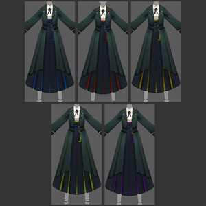 【VRoid texture 36 +VRM】和洋