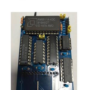 算術演算プロセッサAm9511Aアドオンボードの製作と解説