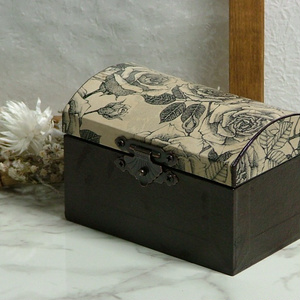 【紙の箱】宝箱型ボックス