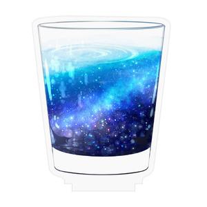 銀河ジュース アクリルフィギュア