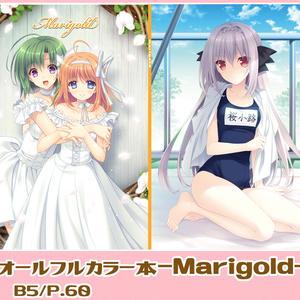 オールフルカラー本『Marigold』