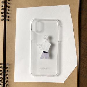 iPhoneケース(長谷部・薬研)