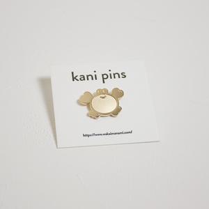 カニのピンズ