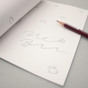カニのノート