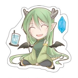 創作ステッカー【竜っ子】