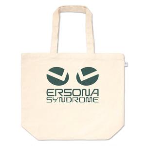 ERSONAトートバッグ(ロゴ)