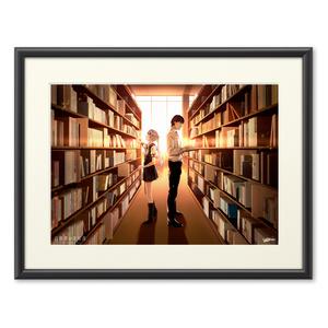 『白昼夢の青写真』複製画(プリモアート) - CASE-1 メインビジュアル -