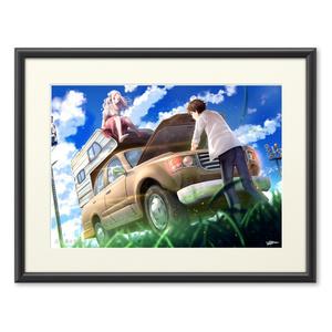 『白昼夢の青写真』複製画(プリモアート) - CASE-3 メインビジュアル -