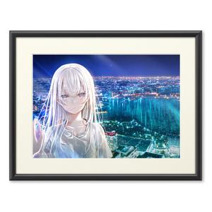 『白昼夢の青写真』複製画(プリモアート) - メインビジュアル -