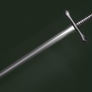 【感謝を込めて】Short Sword(小型片手剣)【無料版あり】