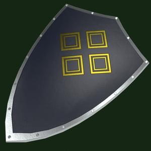 Kite Shield(歩兵用中型盾)