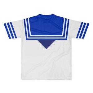 なんちゃってセーラー服 Tシャツ XLサイズ
