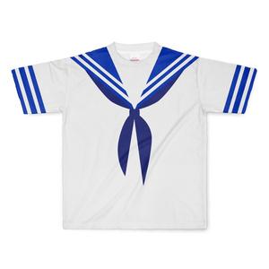 なんちゃってセーラー服 Tシャツ Lサイズ