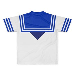 なんちゃってセーラー服 Tシャツ Mサイズ