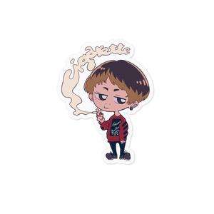 ステッカー cigarette