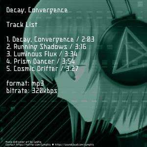 Decay, Convergence [Cyphia 1st mini Album]