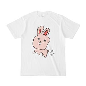 例のうさぎちゃんTシャツ