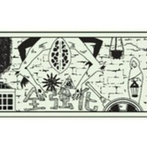 ブラボマスキングテープ・血晶&日用品