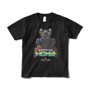 ケツイTシャツ「トラファルガ」(ブラック)