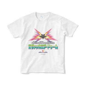 ケツイTシャツ「エヴァッカニア・ドゥーム」(ホワイト)