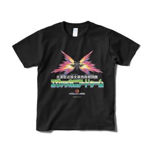 ケツイTシャツ「エヴァッカニア・ドゥーム」(ブラック)
