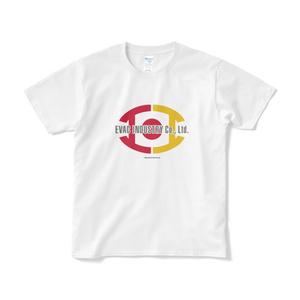 ケツイTシャツ「EVACロゴ」(ホワイト)