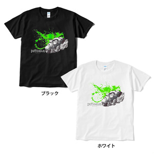 デススマイルズTシャツ「ジョルダン」