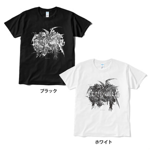 デススマイルズTシャツ「枯れた骸」