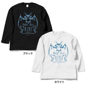 デススマイルズロングTシャツ「kiki」
