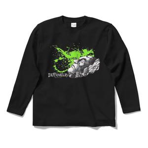 デススマイルズロングTシャツ「ジョルダン」