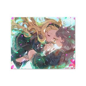 キャンバスアート「ゴシックは魔法乙女」でこピタ:エリオ&カモミール