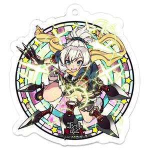 アンゼリカ(学園乙女)アクリルキーホルダー【ゴシックは魔法乙女】