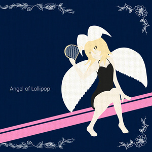 Angel of Lollipop (CD)