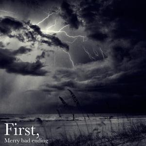 First,