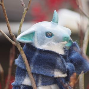 召喚獣ドール 雪ドラゴン