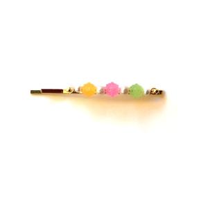 星屑砂糖菓子✸金平糖のヘアピン