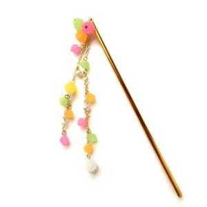 星屑砂糖菓子✸金平糖のかんざし