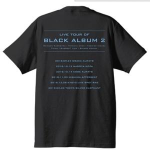 BLACK ALBUM 2 Tシャツ