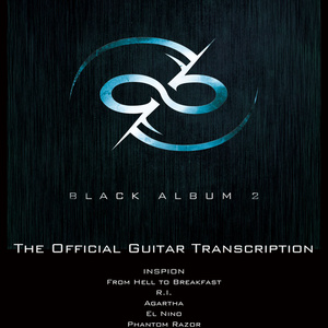 BLACK ALBUM 2 ギタータブ譜面
