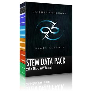 BLACK ALBUM 2 ステムデータ