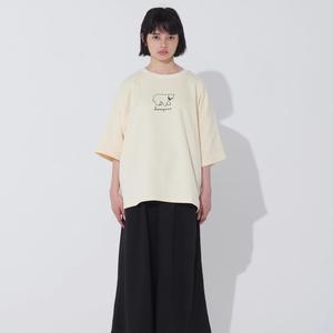 SLUMBER BEAR LOGO TEE(クマロゴTシャツ)