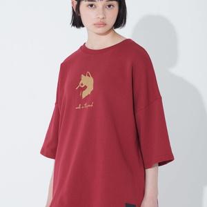 SLUMBER WOLF LOGO TEE(オオカミロゴTシャツ)