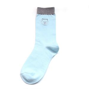 SLUMBER BEAR SOCKS(クマ刺繍ソックス)