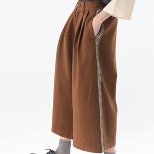 Tuck Wide Pants(タックワイドパンツ)【11月下旬より順次発送】