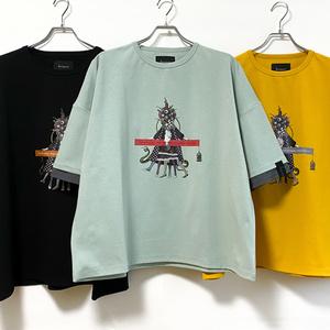 【6月下旬から順次発送】Design Print Tee[type-B]