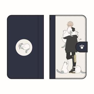 iPhoneケース / 手帳型